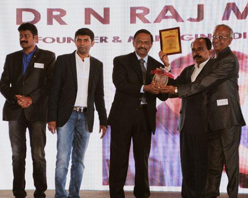 Dr-N-Raj-Mohan-Life-time-achievement-award